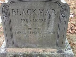 Fred Monroe Blackmar