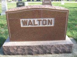 Liona Evelyn <I>Logue</I> Walton