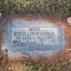 Myrtle Alice <I>Tripp</I> Graham