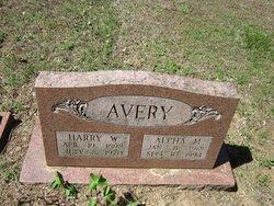 Alpha M <I>Miller</I> Avery