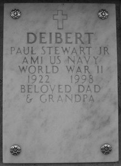 Paul Stewart Deibert, Jr