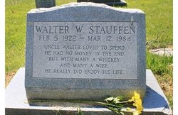 Walter William Stauffen