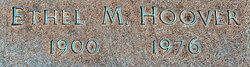 Ethel May <I>Abey</I> Hoover