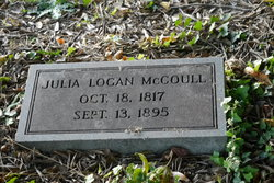 Julia <I>Logan</I> McCoull