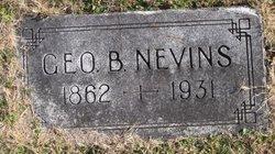 George B. Nevins