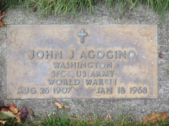 John J Agogino