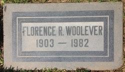 Florence Rose <I>Woolever</I> Bowie