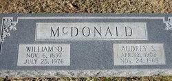 William Owen McDonald