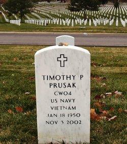 Timothy P Prusak
