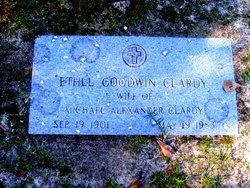 Ethel <I>Goodwin</I> Clardy