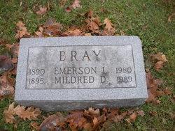 Mildred D Bray