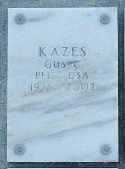 Gus C Kazes