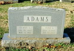 Annie Belle <I>Goodson</I> Adams