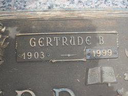 Leoma Gertrude <I>Bishop</I> Ballard