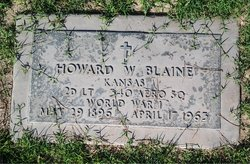 Howard W. Blaine