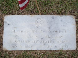 Benjamin Green Powell