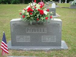 Mary Adela <I>Armstrong</I> Powell