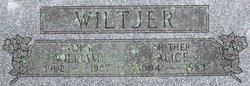 Alice <I>Van Driel</I> Wiltjer