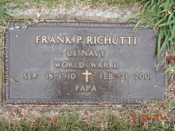 Frank P Richutti