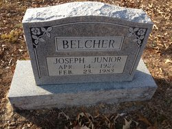 Joseph Junior Belcher