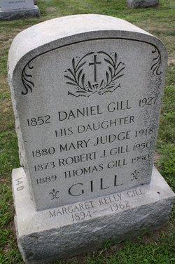 Daniel John Gill