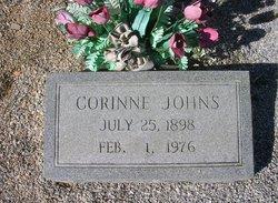 Corinne J <I>Cash</I> Johns