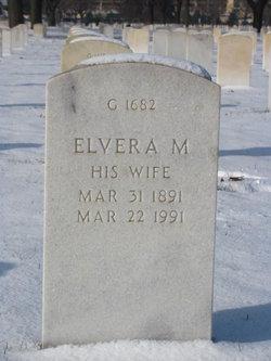 Elvera M <I>Erickson</I> Agrell