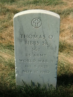 Thomas Owen Bibbs, Sr