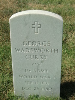 George Wadsworth Curry