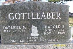 Harold E Gottleaber, Jr