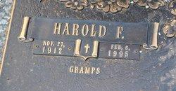 Harold Frank Borst