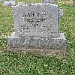 Louise Josephine <I>Battocletti</I> Barnes