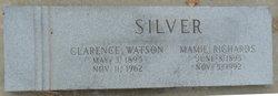 Mamie <I>Richards</I> Silver