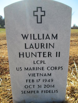 William Laurin Hunter, II