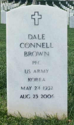 Dale Connell Brown