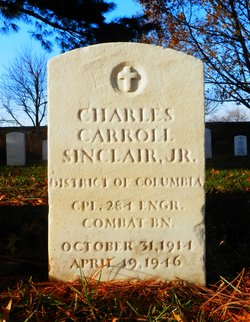 Charles Carroll Sinclair, Jr