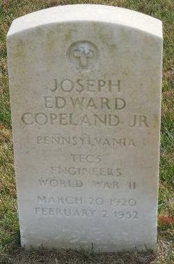 Joseph Edward Copeland, Jr