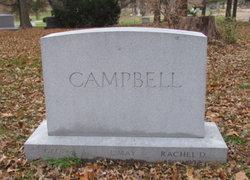 Rachel <I>Davis</I> Campbell