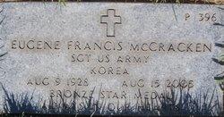 Eugene Francis McCracken