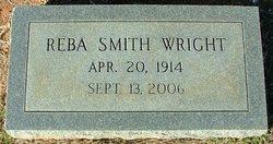 Reba <I>Smith</I> Wright