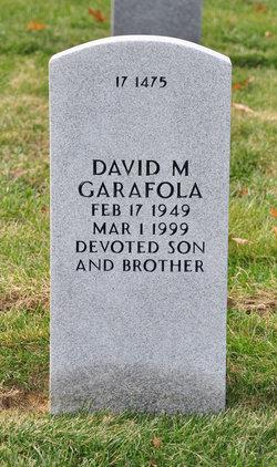 David M Garafola