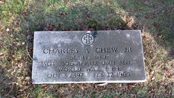 Charles Arthur Chew