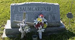 Betty Jane <I>Smith</I> Baumgardner
