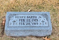 Henry Barth, Jr