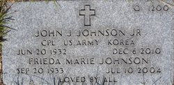 John Joseph Johnson, Jr