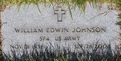 William Edwin Johnson