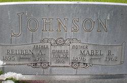 Mabel Rose <I>Carlisle</I> Johnson