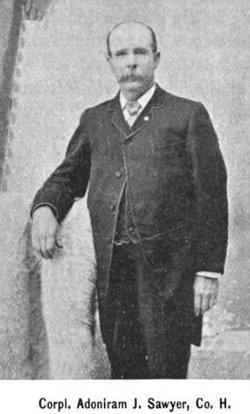 Adoniram Judson Sawyer