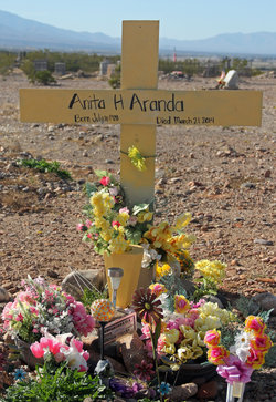 Anita <I>Holguin</I> Aranda