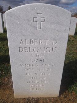 Albert Dante DeLongis